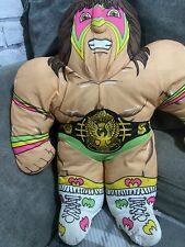 Vintage Tonka WWF WWE Wrestling Buddies The Ultimate Warrior