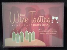 The Wine Tasting Party Kit, 2005, Chronicle Books LLC