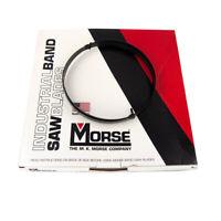 "Morse ZHBDR18 Carbon Steel Band Saw Blade, 5 ft 8 in. x 1/2"", 18TPI"