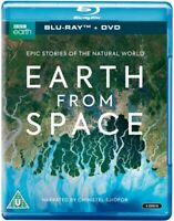 Neuf Earth From Space Blu-Ray + DVD (BBCBD0483)