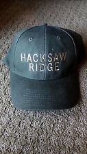HACKSAW RIDGE HAT CAP OFFICIAL MOVIE PROMOTIONAL GIVEAWAY SWAG CAST