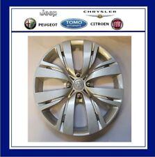 """Neuf origine peugeot 208 15"""" enjoliveur de roue/hub cap spark gris 96738463VT x1"""