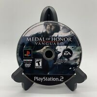 Medal of Honor Vanguard PS2 Disc Only Tested Sony PlayStation 2 Ps2 Game Good