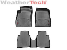 WeatherTech Floor Mat FloorLiner for Nissan Sentra 2014-2018 1st 2nd Row Black