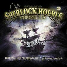 Sherlock Holmes Chronicles 20-Le cas des Gloria Scott CD NEUF