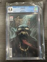 Venom 27 CGC 9.8 - 1st Full App Codex - Ryan Stegman Variant Cover - 2020