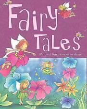 Treasury: Fairy Tales by Parragon Book Service Ltd (Hardback, 2009)   A23