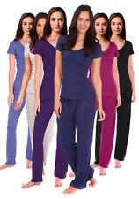 Viscose Pajama Sets for Women