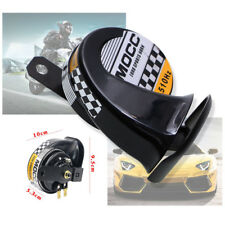 Universal DC 12V 130dB Loud Motorcycle Truck Car Snail Air Horn Siren Waterproof