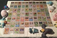COMPLETE JUNGLE SET POKEMON CARDS 64/64 (PLAYED - EXC/NM)