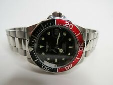 Invicta Men's Automatic Watch Pro Diver 40mm Black Red 9403