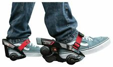 Razor Turbo Jetts Heel Wheels - Black/Red - FREE DELIVERY