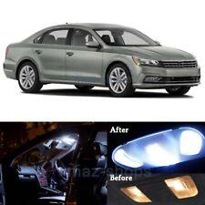 15x White Interior LED Lights Package Kit for 2012-2014 Volkswagen Passat B7 MP