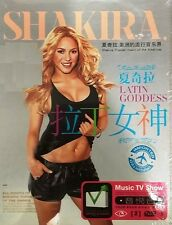 NEW DVD SHAKIRA The Greatest Hits ( Music & Video ) 70 Songs 2 DVD HD Video