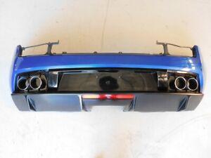 Lamborghini Gallardo Spyder LP560 2010 Rear Bumper Bar Assembly J109