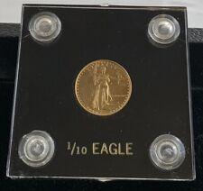 1986 ( MCMLXXXVI) 1/10 Oz. Gold $5 Eagle Coin