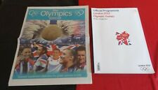 2012 London Olympic Games Official Programme