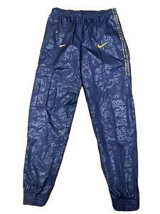 Nike 2020-2021 Tottenham Hotspur Soccer Track Woven Pants Blue Size 2XL