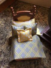 Fisher Price Loving Family Size 5 Piece Dollhouse Bedding Handmade