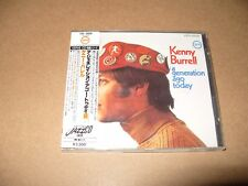 Kenny Burrell A Generation Ago Today cd Japan Damaged Booklet