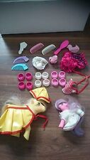 Vintage G1 My Little Pony and Accessories Bundle. posey , north star.