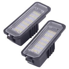 Decor 18LED License Plate Light Fit for Seat Leon Altea Arosa Cordoba Toledo