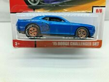 Hot Wheels '15 Dodge Challenger SRT - SUPER CUSTOM  with Goodyear Real Riders