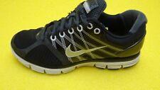 Nike Lunarglide +2 Flywire Grey Black Running Shoes Sz 6.5Y