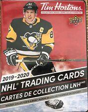 2019-2020 TIM HORTONS NHL HOCKEY TRADING CARDS UPPER DECK SET NO  DYNAMIC DUOS