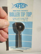 Aftco Roller Top Item #124 Silver Size 24 on Allen Gauge Brand New on Card