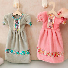 Creative Mini kids hand towel Lovely princess dress towel children bathroom l