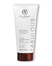 Vita Liberata Fabulous Self-Tanning Tinted Lotion Medium 200ml