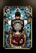 "MAYANS MC - 11""x17"" Original Promo TV Poster SDCC 2018 MINT Sons of Anarchy"