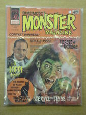 QUASIMODO'S MONSTER MAGAZINE #5 FN- MAYFAIR HORROR