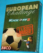 Kick Off 3 European Challenge - Commodore Amiga 500 A500 - PAL