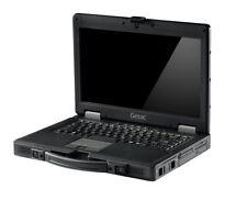 """Getac s400 i5-3320m 2,6ghz 4gb 500gb 14"""" WIN 7 Pro 2 x LAN NVIDIA GT 730m webcam"""