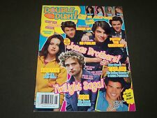 2009 JUNE POP STAR! MAGAZINE - TWILIGHT SAGA COVER - POSTER - O 6426