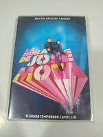 La Ora de Jose Speck Seconda Stagione 2 Completa - 4 X DVD Spagnolo