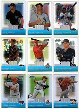2010 Bowman Chrome Topps 100 Top Prospect Prospects Refractor /499 You Pick
