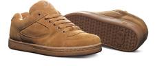 Mens ES Accel OG Skateboarding Shoes NIB Brown Gum