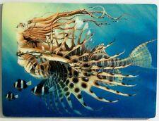 CHRIS ACHILLEOS Fantasy Art Fridge Magnet FISHGIRL