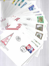 Austria/Osterreich Fdc First Day Cover Lot of 21 Different - 1993 - Po Fresh