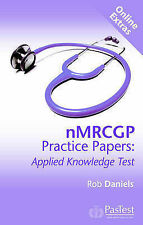 nMRCGP Practice Papers: Applied Knowledge Test, Daniels, Rob, New Book