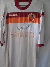 Roma 2009-2010 a terceros una camiseta de fútbol Xl / 11454
