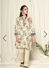 fdfd7fe389 Ethnic By Outfitters Pret Kurta/ready To Wear/Khaadi/Nishat Linen/MariaB