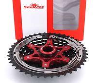 SunRace MX8 11-Speed 11-42T Mountain Bike Cassette Black for Shimano M8000,M7000