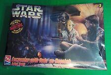 Star Wars Encounter with Yoda on Dagobah Model AMT ERTL 1995 Sealed
