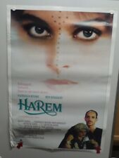 HAREM Nastassja Kinski BEN KINGSLEY Original One-Sheet Movie Poster 1985