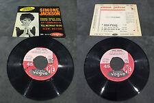 Disque 45 tours Simone Jackson - Doing What You Do Is Wrong - EP PNV. 24111 - VG