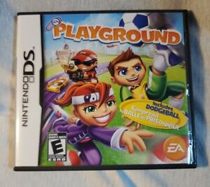 Ea Playground - Complete Nintendo DS Game